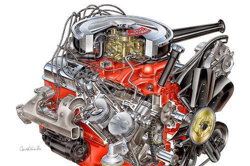 GM produziert 100-millionsten Small-Block-Motor - Classic - motorline.cc