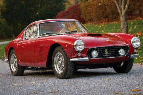 Auktion: Amelia Island Concours d'Elegance Ferrari 250 GT SWB Berlinetta 1961
