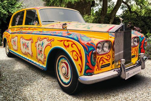 Ausgestellt: John Lennons Rolls-Royce Phantom V Rolls-Royce Phantom V John Lennon 1965