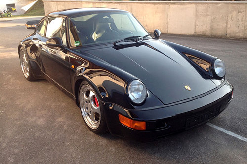 Classic Days Schloss Dyck: Auktion Porsche 964 Turbo S Lightweight 1992