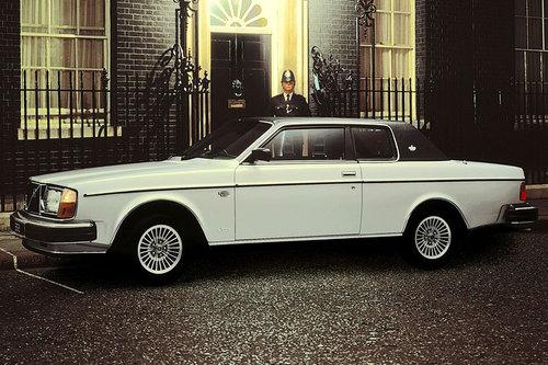 Coupe-Jubiläum: 40 Jahre Volvo 262C Volvo 262C 1977