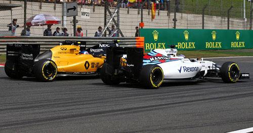 Formel 1: Analyse