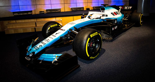 Formel 1: Launch