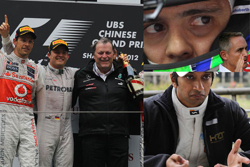 Grand Prix von China 2012
