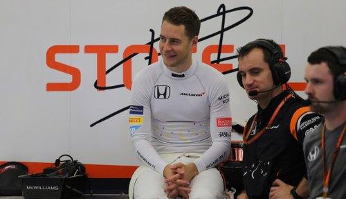Button anstelle von Alonso in Monaco im McLaren