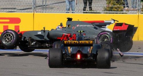 Bottas holt in Sotschi ersten GP-Sieg