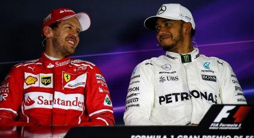 Spanien: Hamilton gewinnt Spanien-Rennen vor Vettel