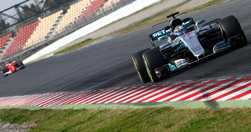 Hamilton sichert sich Pole-Position