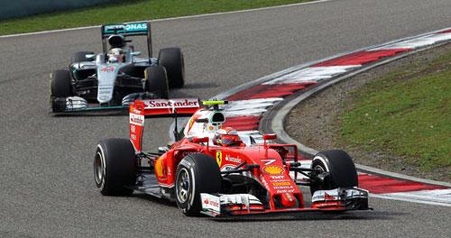 Vettel Schnellster im Shanghai-Abschlusstraining