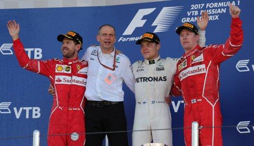 Formel-1-GP in Sotschi Vettel holt erste Russland-Pole