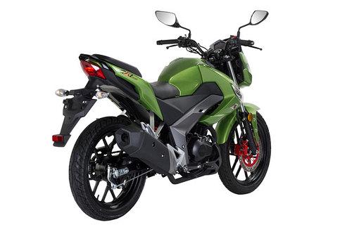 kymco ck1 naked bike f r einsteiger news motorrad. Black Bedroom Furniture Sets. Home Design Ideas