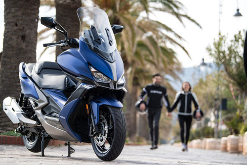 Kymco Xciting S 400i 2018