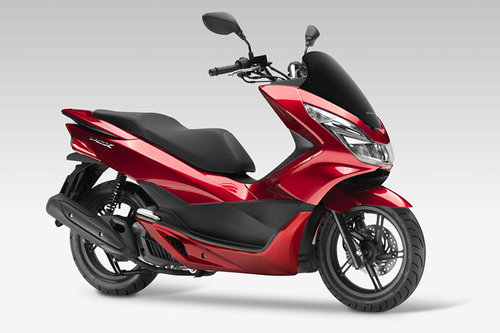 roller neuauflage honda pcx125 news motorrad. Black Bedroom Furniture Sets. Home Design Ideas