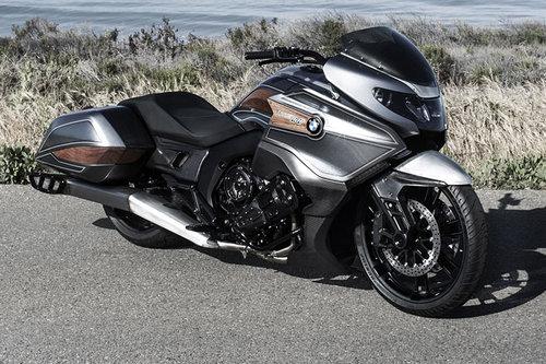 bmw motorrad concept 6 sechszylinder scheinwerfer schmal