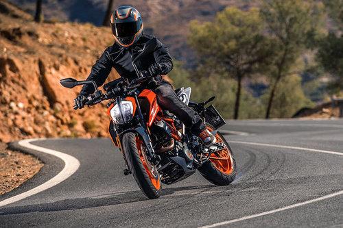 Alle wichtigen Motorrad-Neuheiten 2017 KTM 390 Duke 2017