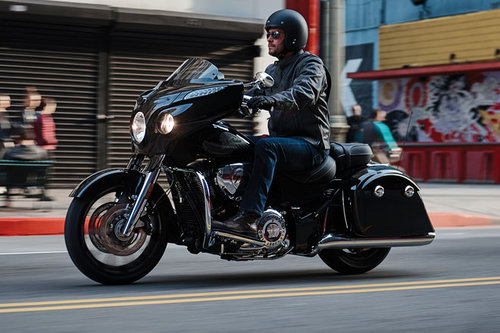 Indian Chieftain Limited & Chieftain Elite Indian Chieftain Limited 2017