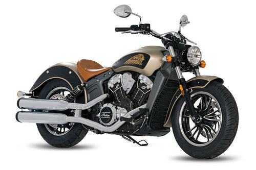 Indian: limitiertes Custom-Lackprogramm Indian Scout 2017