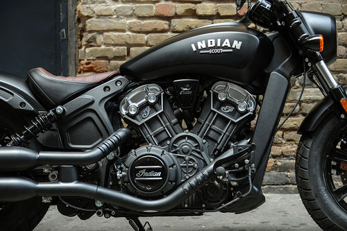 Puristen-Hit: Indian Scout Bobber Indian Scout Bobber 2017