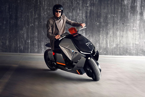 Zukunfts-Bike: BMW Concept Link BMW Concept Link 2017