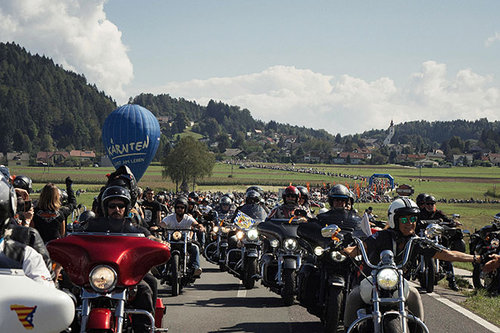 Harley ruft zur European Bike Week