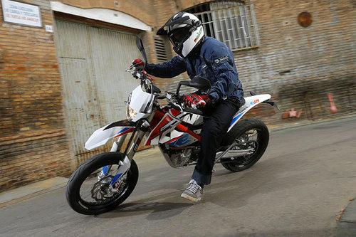 Ktm Freeride E Sm >> KTM Freeride E-SM - erster Test - Schon gefahren - Motorrad - motorline.cc