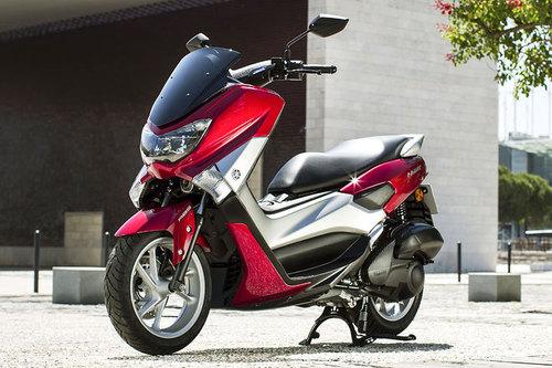 yamaha  nmax erster test schon gefahren motorrad