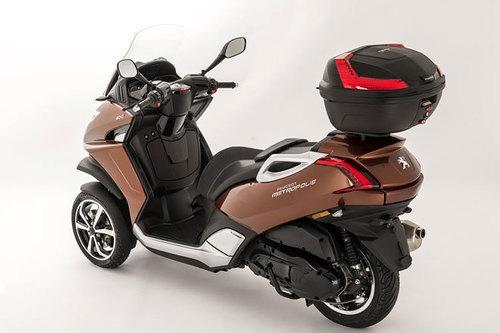 peugeot metropolis 400i - erster test - schon gefahren - motorrad