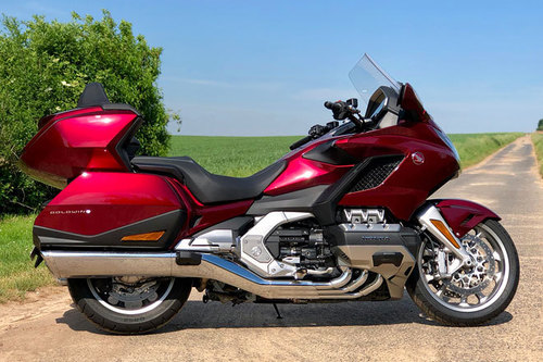 Honda GL1800 Gold Wing 2018