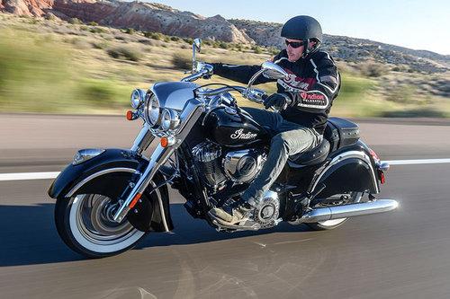 indian chief classic schon gefahren schon gefahren motorrad. Black Bedroom Furniture Sets. Home Design Ideas