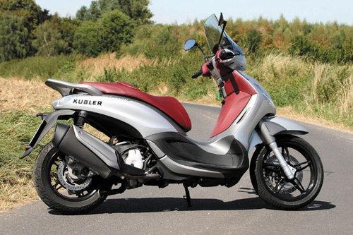 piaggio beverly 350 sport touring test motorrad tests. Black Bedroom Furniture Sets. Home Design Ideas