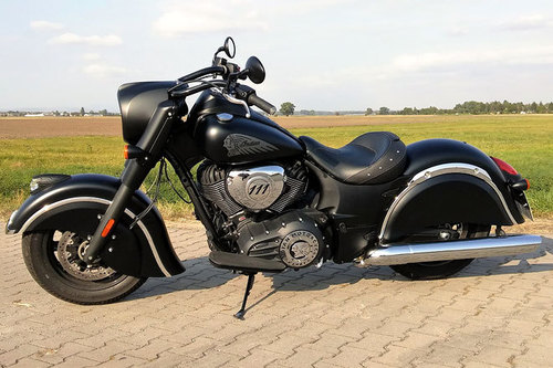 indian chief dark horse im test westbiker s checkpoint. Black Bedroom Furniture Sets. Home Design Ideas