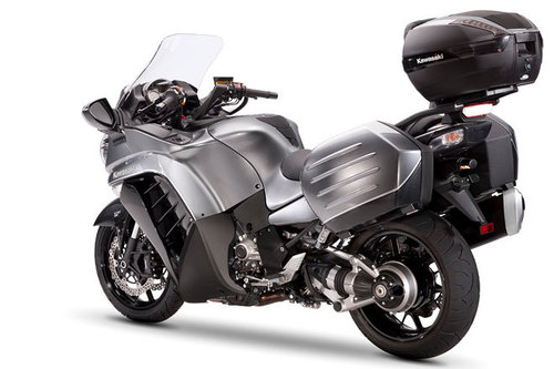 kawasaki 1400 gtr im test motorrad tests motorrad. Black Bedroom Furniture Sets. Home Design Ideas