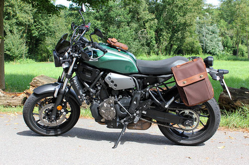 yamaha xsr700 scrambler im test motorrad tests motorrad. Black Bedroom Furniture Sets. Home Design Ideas