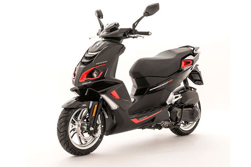 Peugeot Speedfight 125 2018