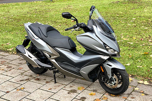Kymco Xciting S 400i ABS 2019