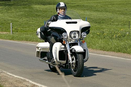 harley davidson electra glide im test motorrad tests. Black Bedroom Furniture Sets. Home Design Ideas