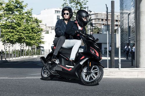 Peugeot Speedfight 125 - im Test Peugeot Speedfight 125 2018