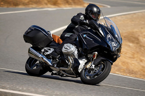 BMW R 1250 RT - Tourer im Test