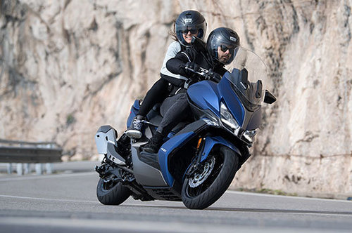 Kymco Xciting S 400i ABS - im Test Kymco Xciting S 400i ABS 2019