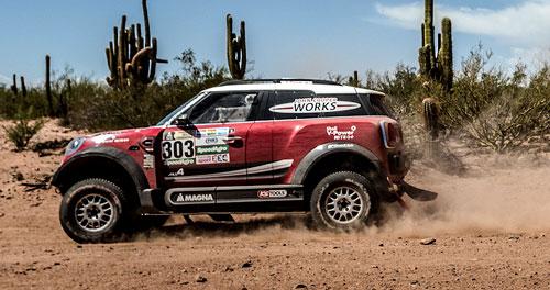 Dakar-Rallye 2017
