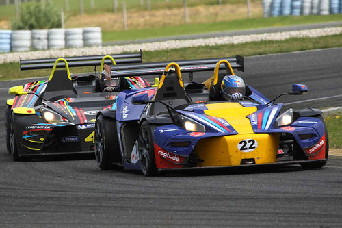 ktm x bow battle pannoniaring 2014 motorsport. Black Bedroom Furniture Sets. Home Design Ideas