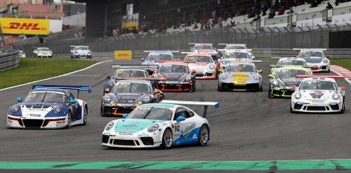Carrera Cup: Nürburgring