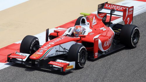 Formel 2: Sakhir