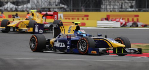 Formel 2: Silverstone