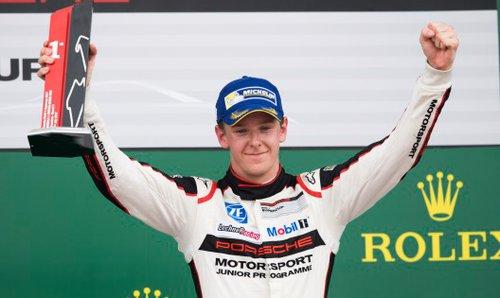 Porsche Supercup: Silverstone