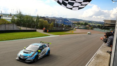TCR Germany: Sachsenring