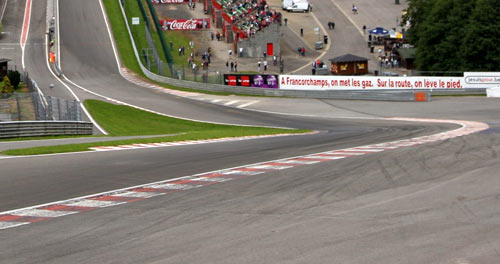 Formel 2: Spa-Francorchamps