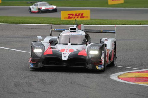 WEC: Spa-Francorchamps