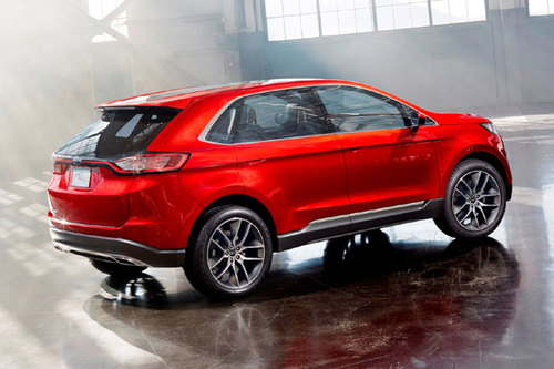 ford edge top suv f r europa news offroad. Black Bedroom Furniture Sets. Home Design Ideas