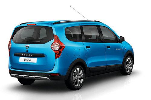 Paris Dacia Lodgy Und Dokker Als Stepway News Offroad